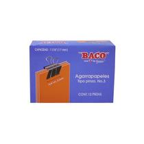 Sujetadocumentos . 41.2mm Bac-suj-agpi3 Baco Upc: 750117491