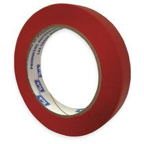 Cinta Adhesiva Rojo 12mm 50m 0.13mm Tuk
