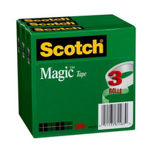 Cinta Magica Magic Tape 19mmx32.9m Scotch 3m