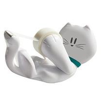 Scotch Magia Dispensador De Cinta Kitty White (c39-kitty-w)