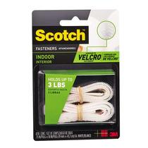 Sujetadores Dual Lock Interiores Rollo Blancos Scotch 3m