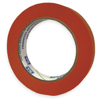 Cinta Adhesiva 18mm Naranja Papel Crepé 50m Tuk