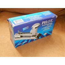 Engrapadora Pilot 400 Cromada