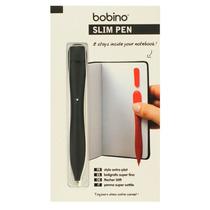 Bobino Pen - Negro Delgado Delgado Y Bien Formada 4mm Grueso