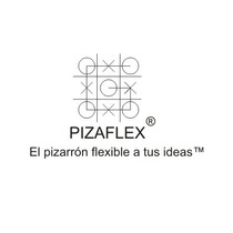 Pizarrón Blanco Flexible Portátil Doble Vista Pizaflex