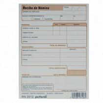 Recibo De Nomina Pcform R N2012 Op4