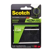 Sujetadores Adhesivos Dual Lock Interiores Negros Scotch 3m
