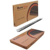 Gusano Arillo Metalico 1 / 4, Negro Emd-gus-62040 Upc: 750