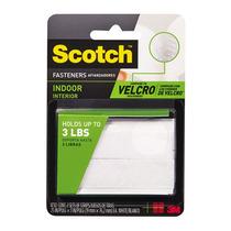Sujetadores Adhesivos Dual Lock Interiores Blancos Scotch 3m