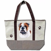 Bolsa De Manta Bulldog - Hermosa Tote Bag!
