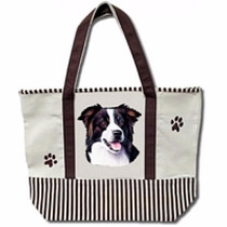 Bolsa De Manta Border Collie - Hermosa Tote Bag!