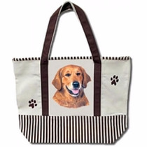 Bolsa De Manta Golden Retriever - Hermosa Tote Bag!