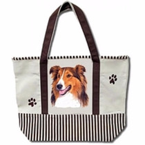Bolsa De Manta Sheltie - Hermosa Tote Bag!