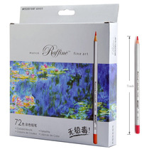 72 Puntillas Lapices Colores Raffine Mejor Que Prismacolor!