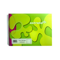 Cuaderno Forma Italiana De Raya 100hj Est-cua-c156 Upc: 6027