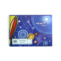 Cuaderno F/italiana Cuadro Grande Est-cua-c168 Estrella Upc: