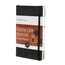 Libreta Cuaderno Grande Diario Pasión Negra Moleskine