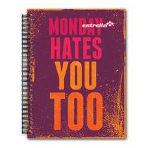 Cuaderno Profesional Doble E 90h 7mm Est-cua-638 Upc: 602760