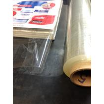 Plastico Vinilo Para Forrar Libros De 45 X 34 Mts