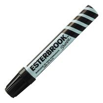 Marcador Permanente Esterbrook Negro Ber-mar-119353 12 Pieza