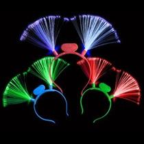 Las Vendas De Fibra Óptica Led - 12ct Surtido