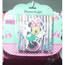 Plumas De Gel Minnie Mouse Ideales Para Premios Fiestas