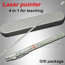 Apuntador Telescópico Con Pluma/laser/lampara/stylus,present