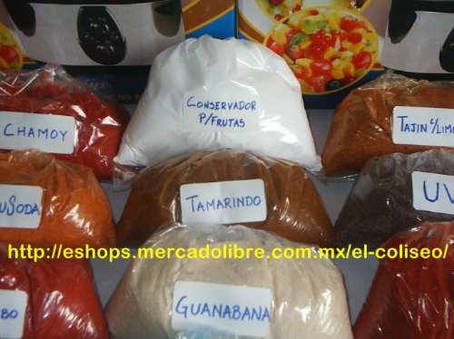 Para Su Fuente ** Antioxidante Y Polvo Miguelito De Sabores