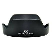 Jjc Lh-73c Parasol Shade Para Canon Ef-s 10-18m M F / 4,5-5,