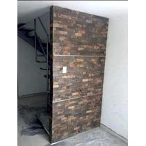 Slate Piedra Laja Hojarasca 100% Natural 5x Largos Variables