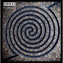 Loseta Espiral Para Decoración