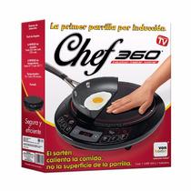 Chef 360 Master Cook Parrilla Induccion Magnetica Eternelle