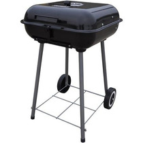 Asador De Carbon Para Patio De 17.5 Pulgadas Backyard Grill