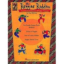 Reggae Bajo Piano Libro Cd Hal Leonard Musicians Institute