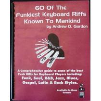 60 Riffs Funk Teclado Organo Piano Sintetizador Rhodes Clav