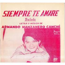 Siempre De Amaré Armando Manzanero