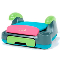 Booster Asiento Elevado Para Vehículo Safety 1st, Azul Rosa