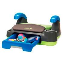 Auto Asiento Elevado De Seguridad Booster Safety 1st, Azul