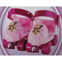 Tb Patines Skates Disney Princess Kids Rollerskate 6-9