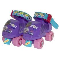 Tb Patines Disney Doc Mcstuffins Junior Skate Combo
