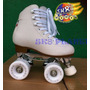 Patines Chicago Gold. Clasicos Roller Semi Profesionales