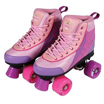 Patines Kandy Skates Pure Passion Pink And Purple Roller