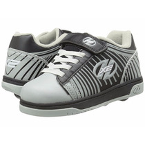 Heelys Tenis Con Rueda Patin Zapatos Dual Niño Adolescente