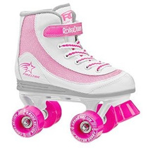 Roller Skates Roller Derby Firestar De La Muchacha De La Juv