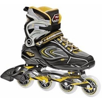 Patines Roller Derby Linea Q80 Hombre Talla 11 Usa