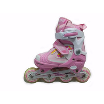 Patines Infantiles Talla Extrachica Aluminio Dhl Express
