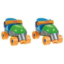 Fisher-price Grow-with-me 123 Roller Skates