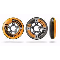 Tb Ruedas K2 Skate Wheel (pack Of 4)