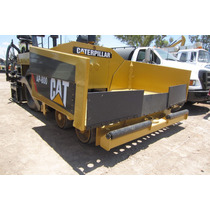 Pavimentadora Caterpillar Ap800 Finisher Ap Asfalto Cat Llan