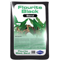 Seachem Flourite Black Sand Sustrato Acuario Plantados 7 Kg.
